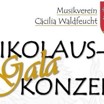 Ankündigung: Gala-Konzert am 10.12.2016