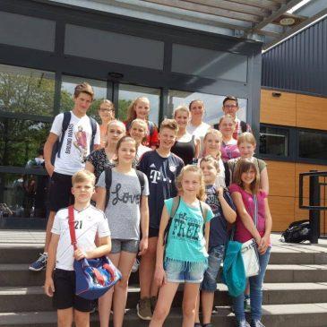 Jugendausflug zum Trampolinpark