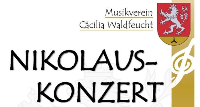 Ankündigung: Nikolauskonzert am 09.12.2017
