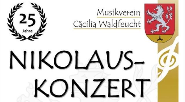 Ankündigung: Nikolauskonzert am 08.12.2018