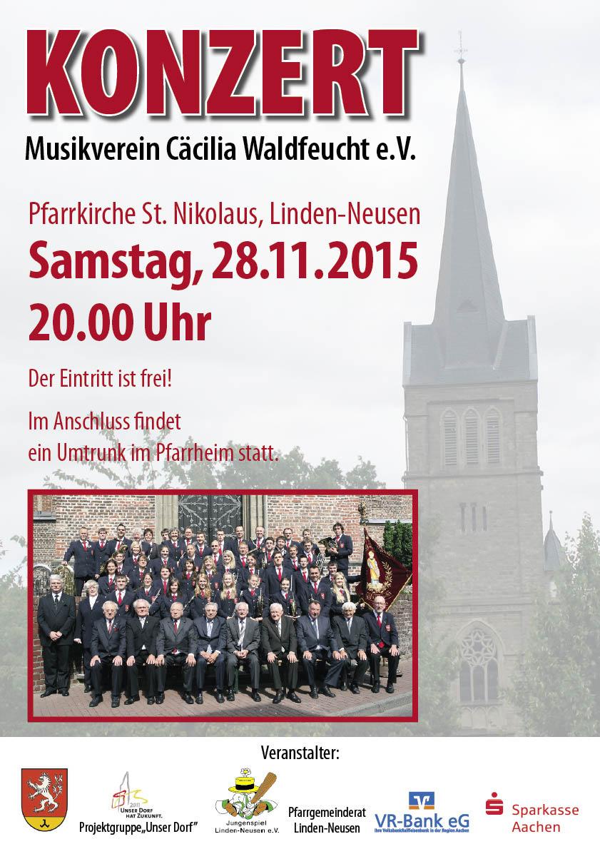Konzert in St. Nikolaus Linden-Neusen 2015