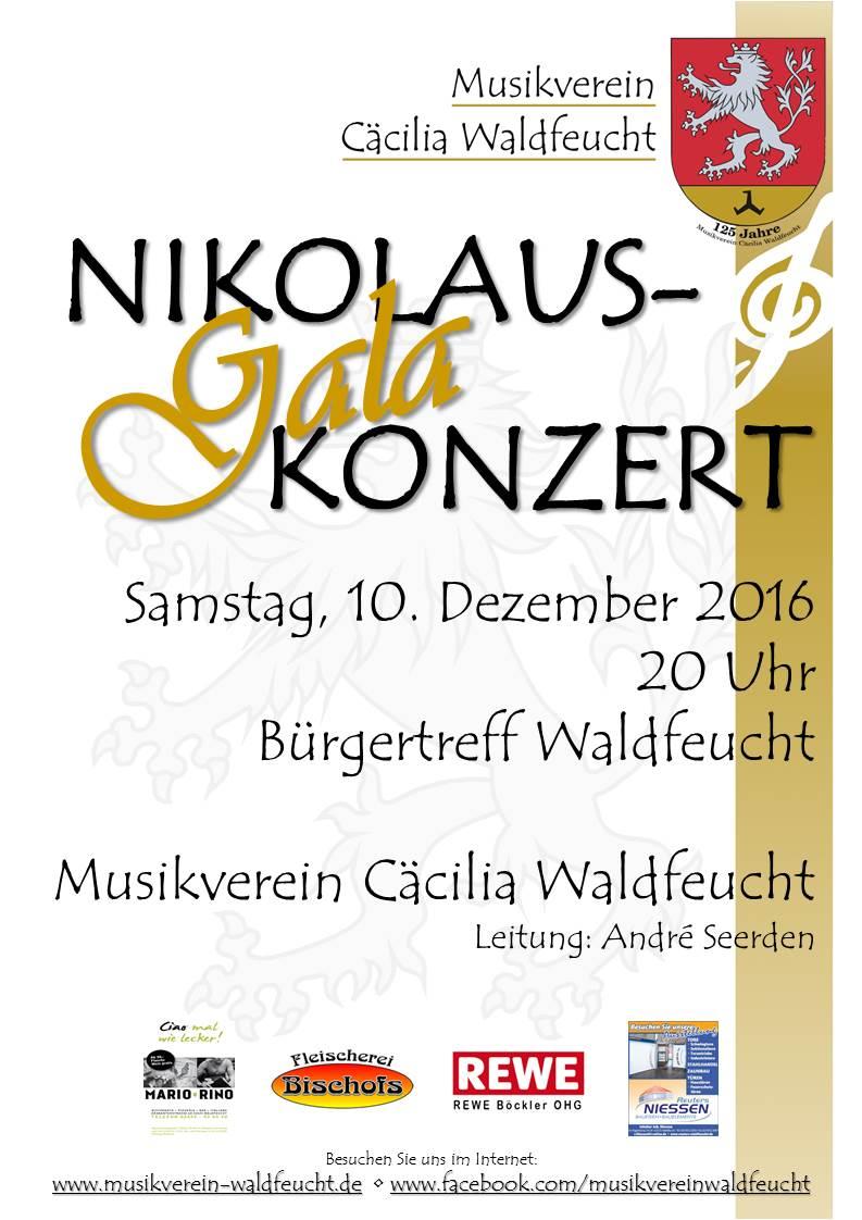 Nikolaus-Gala-Konzert 2016