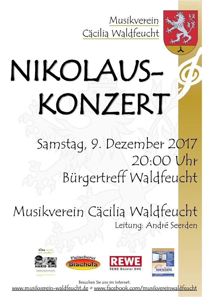 Nikolauskonzert 2017