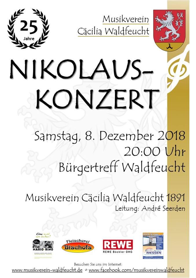 Nikolauskonzert 2018