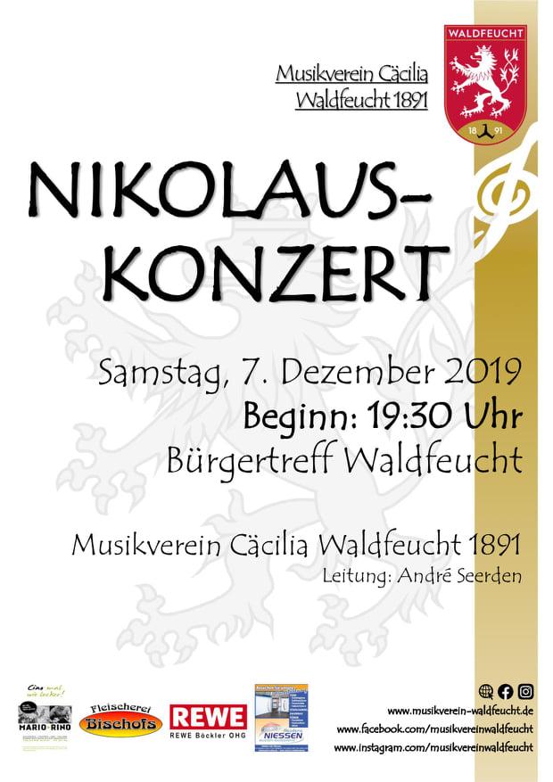Nikolauskonzert 2019