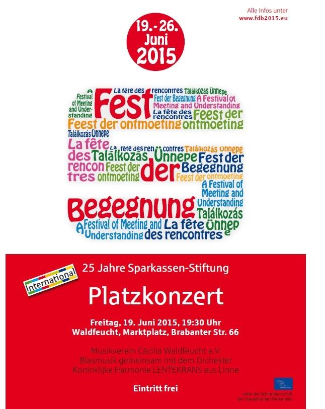 Platzkonzert KSK 2015