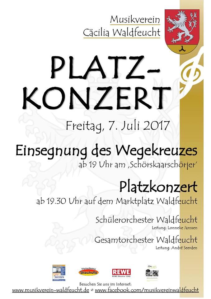 Platzkonzert 2017