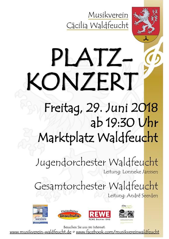 Platzkonzert 2018