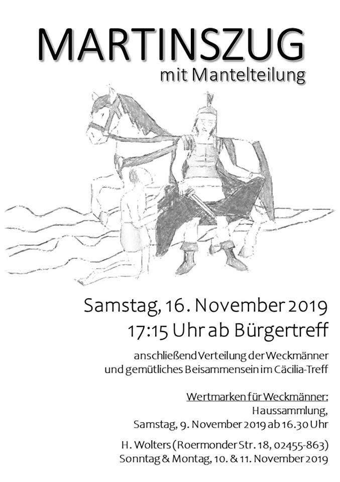 St. Martinsumzug 2019