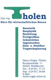 Dipl.-Ing. Hans-Jürgen Tholen