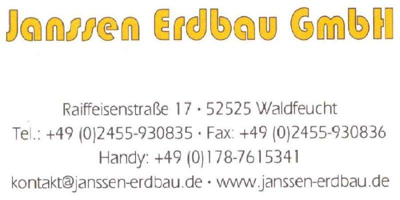Janssen Erdbau GmbH