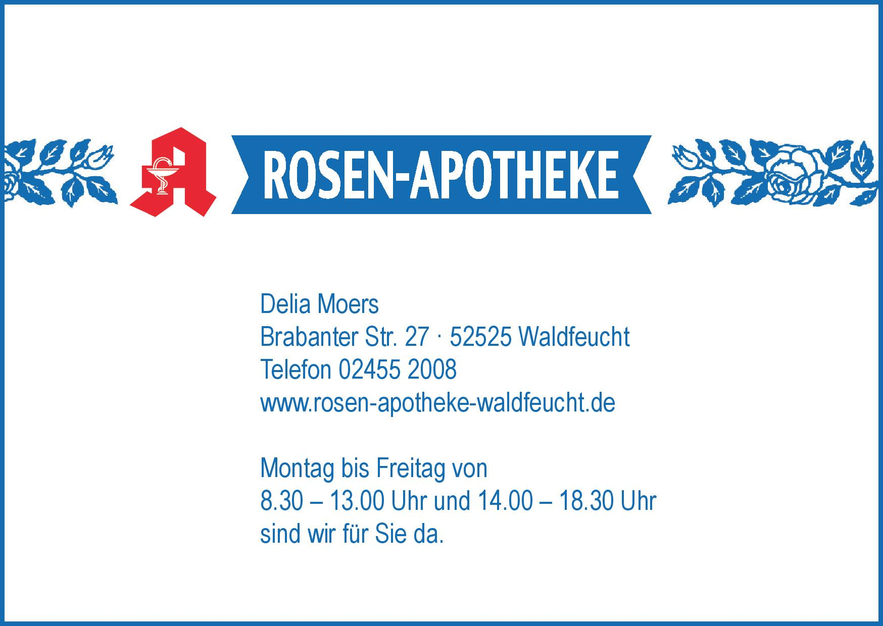 Rosen-Apotheke Waldfeucht
