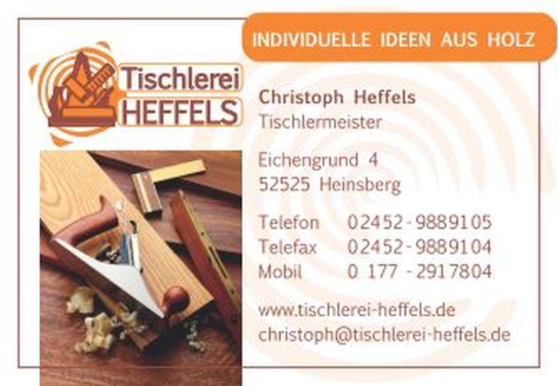 Tischlerei Heffels